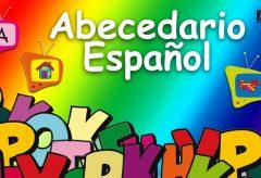 Abecedario en español para niños. Video educativo para niños