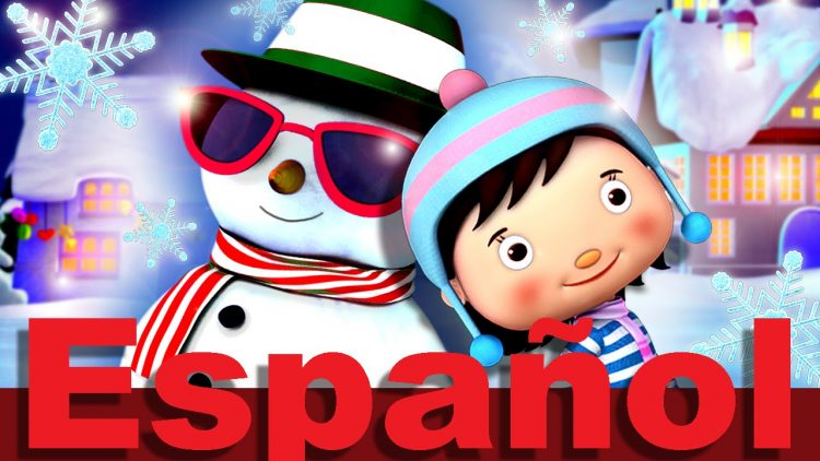 Canción de Navidad por LittleBabyBum