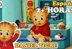 Daniel Tigre – Compilación de episodios de la 1ª Temporada