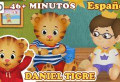 Daniel Tigre – Descubriendo sentimientos y nuevas emociones – Compilación
