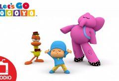 Let's Go Pocoyo! – Jugando a los disfraces [Episodio 27]