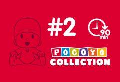 Pocoyo – PACK 2 / more 90 minutes English