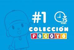 Pocoyó – PARTE 1 / 90 minutos de serie