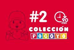 Pocoyó – PARTE 2 / 90 minutos de serie