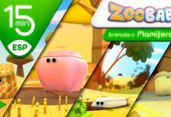 Zoobabu | Colección 02 -Animales Mamíferos 1