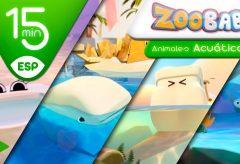 Zoobabu | Colección 03 -Animales Acuáticos 2