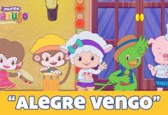 Alegre Vengo – Villancicos  | Canciones Infantiles