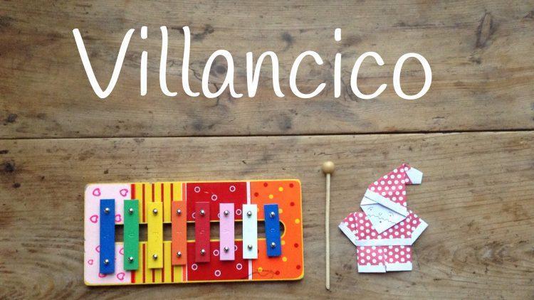 """Aprende el villancico """"Blanca Navidad"""" con xilófono"""