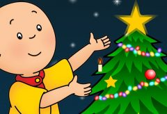 Caillou | ? La Película de Navidad de Caillou ? |