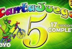 CantaJuego – CantaJuegos Volumen 5 Completo