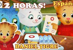 Daniel Tigre – Varios capítulos de la 2ª Temporada