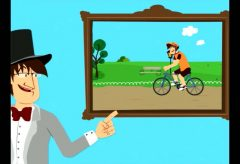 Jota Jota Quiere Hacer Deporte: Bicicleta
