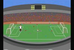 Jota Jota quiere hacer deporte: fútbol