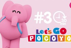 Let's Go Pocoyo! 30 MINUTOS [Episodio 3] en HD