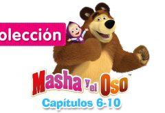 Masha y el Oso – Сolección 1 (Capítulos 6-10)