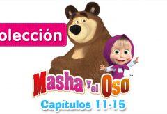 Masha y el Oso – Сolección 2 (Capítulos 11-15)