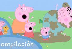 Peppa Pig – Compilación 1 (25 minutos)
