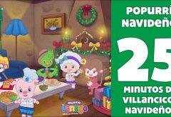 Popurri de Villancicos navideños | Canciones Infantiles