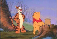 Winnie the Pooh, un regalo para ti