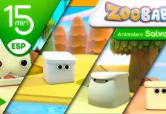 Zoobabu | Colección 07 -Animales Salvajes