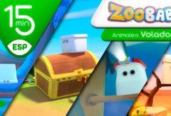 Zoobabu | Colección 08 -Animales Voladores