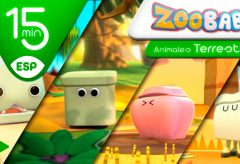Zoobabu | Colección 09 -Animales Terrestres