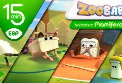 Zoobabu | Colección 12 -Animales Mamíferos – 2
