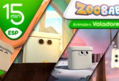 Zoobabu | Colección 15 -Animales Voladores – 2