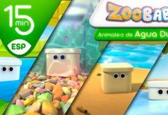 Zoobabu | Colección 17 -Animales de Agua dulce