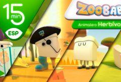Zoobabu | Colección 19 -Animales Herbívoros