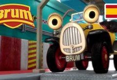 Brum – La aventura de Brum en el lavadero de coches
