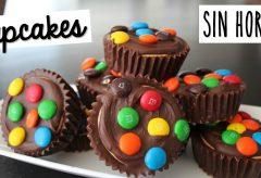 Cupcakes sin horno y 5 ingredientes / Recetas para niños y niñas