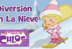 La Magia de Chloe – Diversión en la nieve