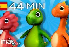 Diez dinosaurios y más canciones sobre números
