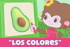 Los colores / Canciones infantiles educativas