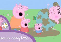 Peppa Pig – Charcos de Barro
