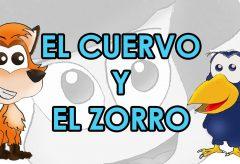 Vídeocuento – La fábula del Cuervo y del Zorro