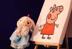 Aprende los colores con Peppa Pig y Tim