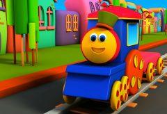 Bob, el tren – La aventura del alfabeto