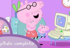 Peppa Pig – El trabajo de mamá