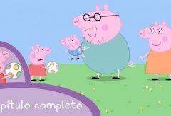 Peppa Pig – Lancemos el balón
