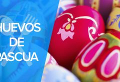 Cómo hacer Huevos de Pascua de Chocolate paso a paso – Recetas infantiles