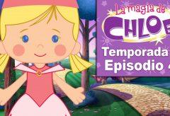 La Magia de Chloe – El color Rosa – Episodio Completo T01.C04