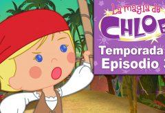 La Magia de Chloe – Monos del Caribe – Episodio Completo T01.C03