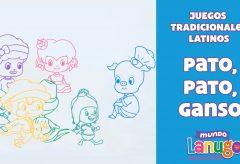Pato, Pato, Ganso – Juegos tradicionales latinos