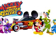 Mickey y los Superpilotos: Bólidos a punto