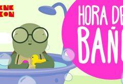 Canción para la hora del baño con Nene León