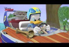 Mickey y los Superpilotos: Recuperemos la Rueda