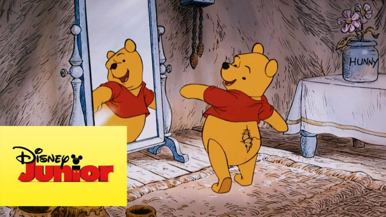 Mini aventuras de Winnie the Pooh – La Gimnasia de Pooh