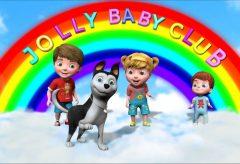 JollyBabyClub, vídeos infantiles para niñas y niños en diferentes idiomas